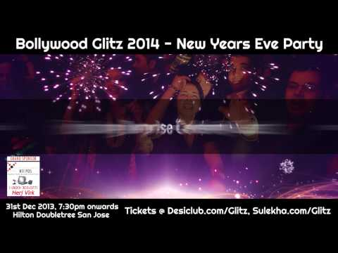 Bollywood Glitz 2014- Bollywood New Years Eve Party With Surpise Celebrity Guests