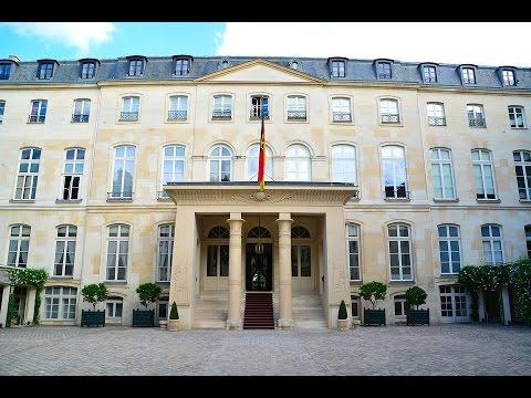 Das Palais Beauharnais (Dokumentation DEUTSCH)