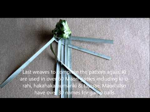 Weaving a Ki
