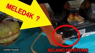 Video GOKIL! ✅Selang Gas LPG Dipotong Saat Menyala MP3, 3GP, MP4, WEBM, AVI, FLV April 2019