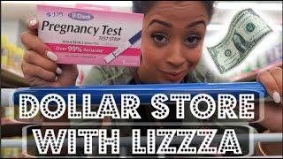 GET MONEY!! DOLLAR STORE WITH LIZZZA | Lizzza
