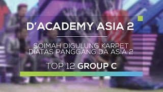 Video Soimah Digulung Karpet di Atas Panggung D'Academy Asia 2 MP3, 3GP, MP4, WEBM, AVI, FLV Desember 2018