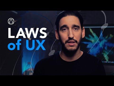 The Laws of UX - 19 Psychological Design Principles