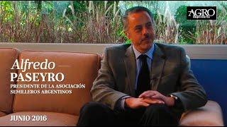 Alfredo Paseyro - Presidente de la Asociación Semilleros Argentinos