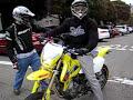 video moto : San Francisco, paradis du...