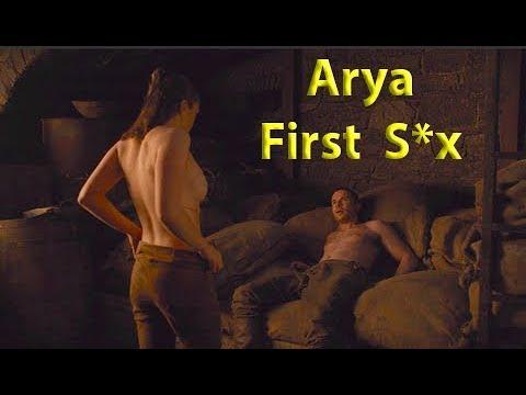 Arya Stark & Gendry Love Scene | GOT Season 8 Episode 2