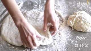 Comment réussir la meilleure pâte à pizza ?