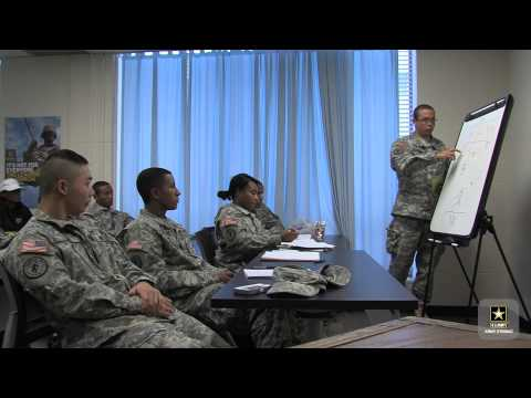 U.S. Army ROTC - Strength through Mentorship