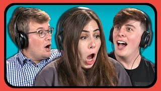 Video YOUTUBERS REACT TO ODDLY SATISFYING COMPILATION #3 MP3, 3GP, MP4, WEBM, AVI, FLV Juli 2018