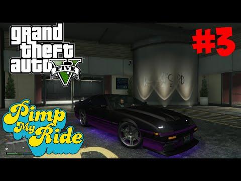 GTA V - Pimp My Ride (Français) Episode 3