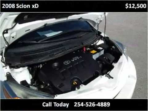 2008 Scion xD Used Cars Killeen TX