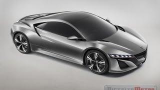 Honda NSX GT Concept