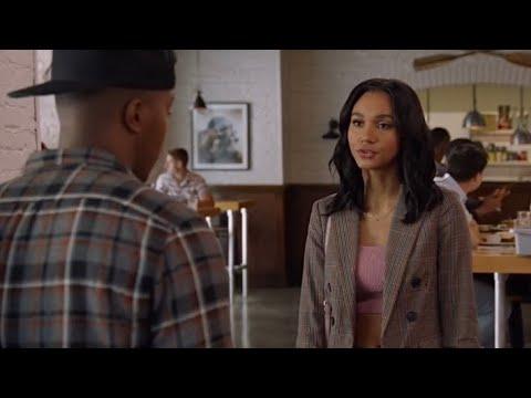 All American Season 3 Episode 8 Layla tells Spencer how she feels