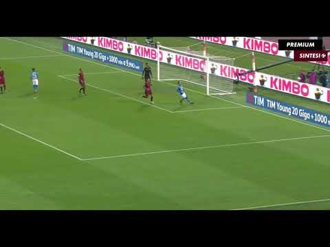 Napoli-Roma 1-0 ☆ All Goals & Hilights HD ☆ Serie A Tim 2017/18