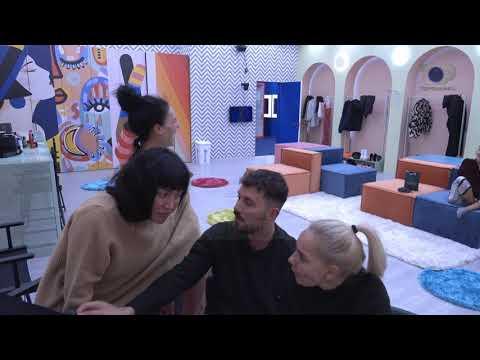 """""""Po më ikën mendja"""" Donaldi nuk mundet më - Big Brother Albania Vip"""