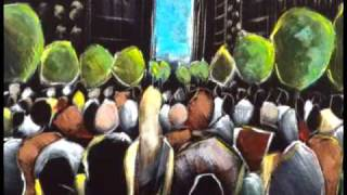 365 Days Painting For Iran's Freedom By Soheil Tavakoli