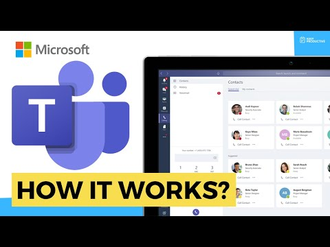 Microsoft Teams | Full Introduction