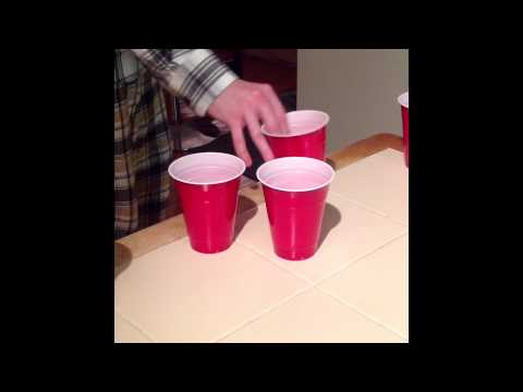 Amazing Beer Pong Game (funny)