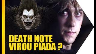 Pela primeira vez na San Diego Comic-Con, a Netflix fez um painel sobre seus longas-metragens! Nós pudemos assistir a cenas do live-action americano de Death Note e também de Bright, o filme policial com orcs do diretor de Esquadrão Suicida. Death Note fez a galera rir no painel, e promete misturar drama com musical?! Comentamos o que pode sair daí!CONHEÇA O SAMSUNG GALAXY TAB S3:http://www.samsung.com.br/tabs3https://omelete.uol.com.br/videos/omele-tv/death-note-no-painel-da-netflix-omeletv/ASSINE O CANAL :) http://youtube.com/omeleteveTwitter: http://www.twitter.com/omeleteFacebook: http://www.facebook.com/siteomelete
