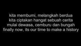 Bondan Prakoso and Fade 2 Black - Kita Selamanya (lirik/lyrics)