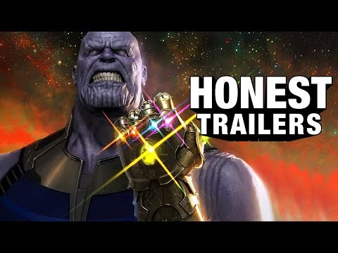 An Honest Trailer for Avengers Infinity War