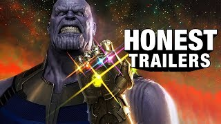 Video Honest Trailers - Avengers: Infinity War MP3, 3GP, MP4, WEBM, AVI, FLV Februari 2019