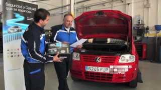 Sustitución de kit de distribución Dayco / Volkswagen
