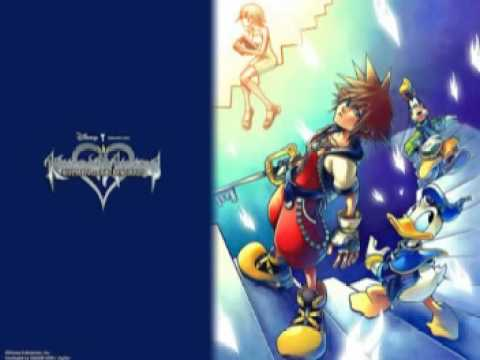 KH Chain of Memories OST CD 1 Track 22 - Under the Sea