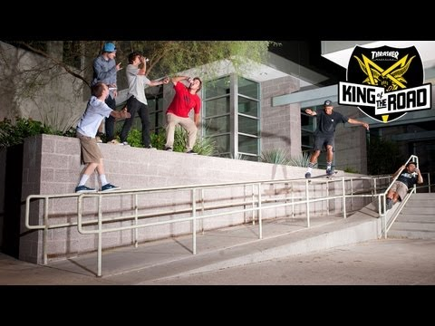 THRASHER: King of the Road 2011   With Nike SB Part 2 | Video