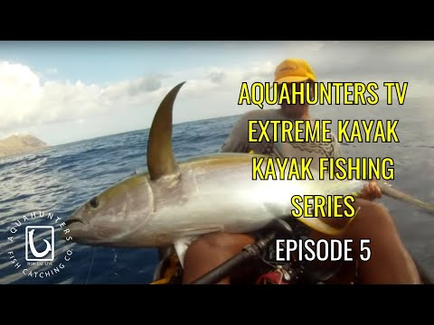 AHTV season 1: Hawaii Extreme Kayak Fishing episode 5
