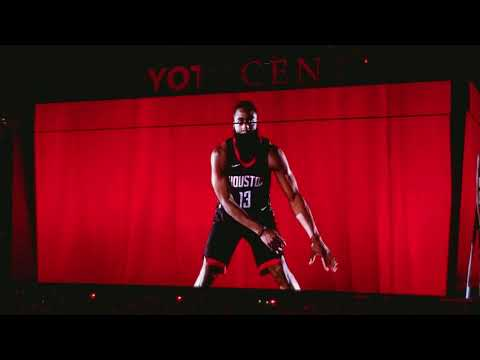 Houston Rockets 2018 Playoff Intro