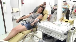VÍDEO: Fundação Hemominas faz apelo a doadores sangue