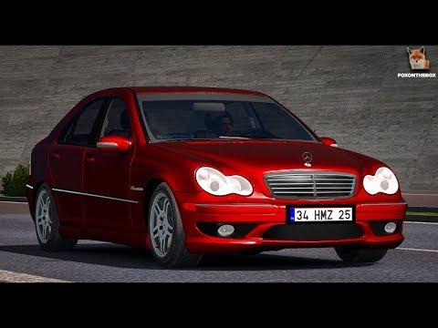Mercedes Benz C32AMG/C320 [1.26 - 1.30]