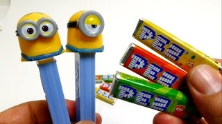 PEZ Candy Dispenser Minions Summer 2015