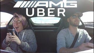 Video Picking Up UBER Riders In A Chrome AMG! *6 STAR RATING!* MP3, 3GP, MP4, WEBM, AVI, FLV September 2018