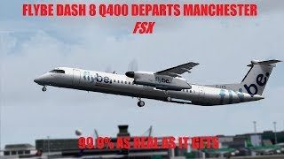 Thank You For Watching This VideoI have not uploaded a video in a whileA like and a subscribe would mean a lot to meAddonsREX + OverdriveFlybe Q400UK2000 Manchester ExtremeENB SeriesFSX DELUXEWingviews by MICHAELPILOT123Your Feedback will always be Valued