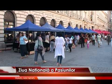 Ziua Naţională a Pasiunilor – VIDEO