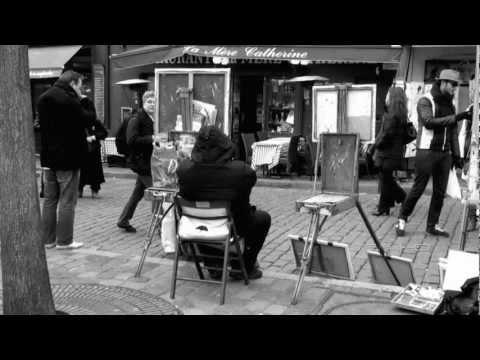 Tekst piosenki Billie Holiday - April in paris po polsku