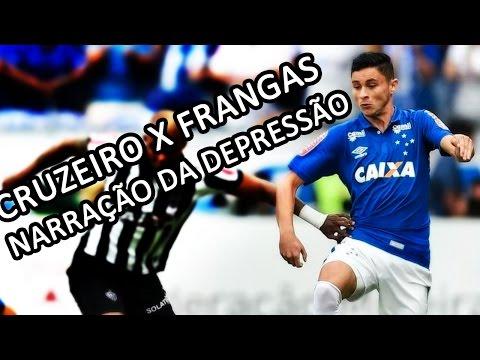 Globo - CRUZEIRO X ATLÉTICO-MG - NARRAÇÃO DA DEPRESSÃO