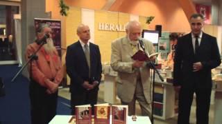 """Lansarea cartii """"Ars Moriendi"""" la Bookfest 2015"""