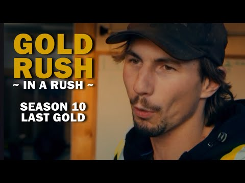 Gold Rush (In a Rush) | Season 10, Episode 21 | Last Gold