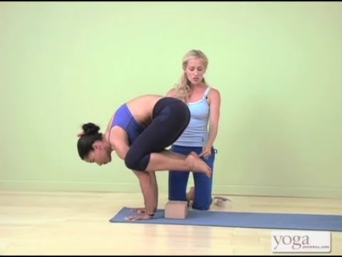 Arm Balances: Yoga Journal to Go