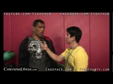 Big Nog speaks on loss vs Cain Velasquez the toughest fights hes been in and Mark Munoz