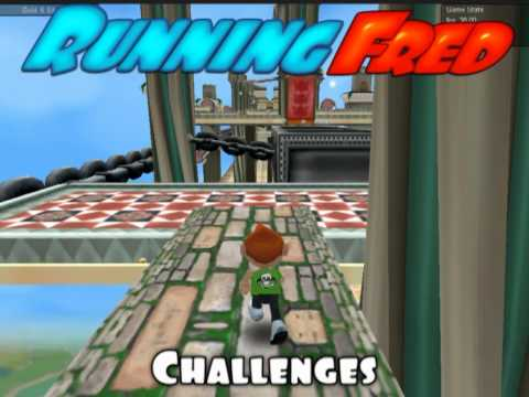 Running Fred trailer
