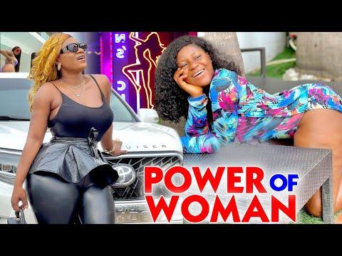Power of Woman COMPLETE MOVIE - Destiny Etiko 2021 Latest Nigerian Nollywood Movie