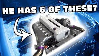 Tommyfyeah Is Hoarding GT-R Engines by Super Speeders