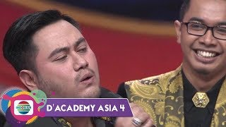Video HAHA! Hebohnya Nassar Memberi Contoh Lagu ke Zam Ryzam | DA Asia 4 MP3, 3GP, MP4, WEBM, AVI, FLV November 2018