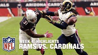 Rams vs. Cardinals | Week 4 Highlights | NFL