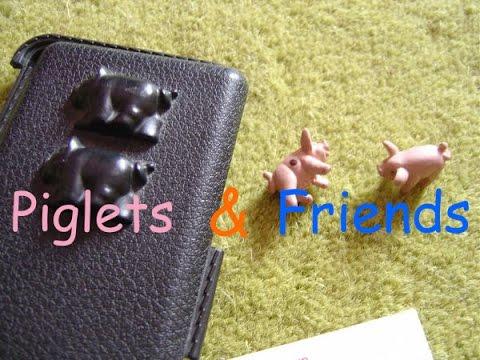Piglets & Friends
