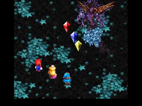 Super Mario RPG : Legend of the Seven Stars Wii